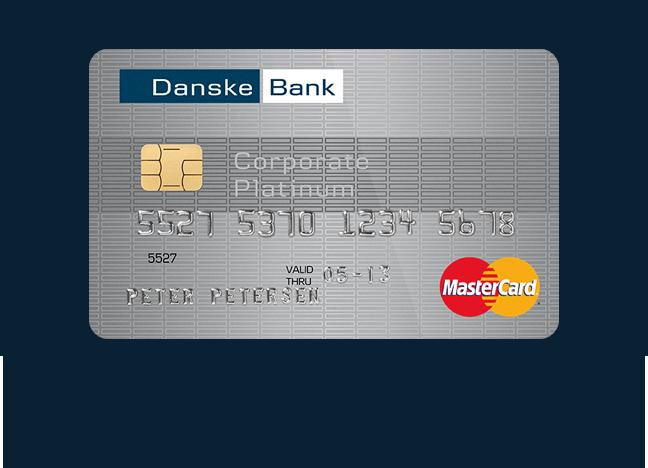 MasterCard Corporate Platinum